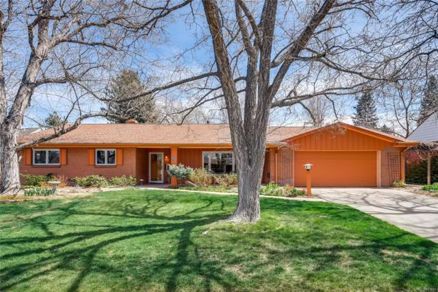 2742 S Fillmore Street, Denver, CO 80210 (#2190326) :: The Peak Properties Group