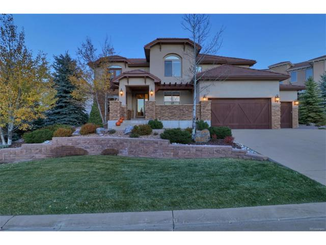 12452 Daniels Gate Drive, Castle Pines, CO 80108 (#2190551) :: The Thayer Group