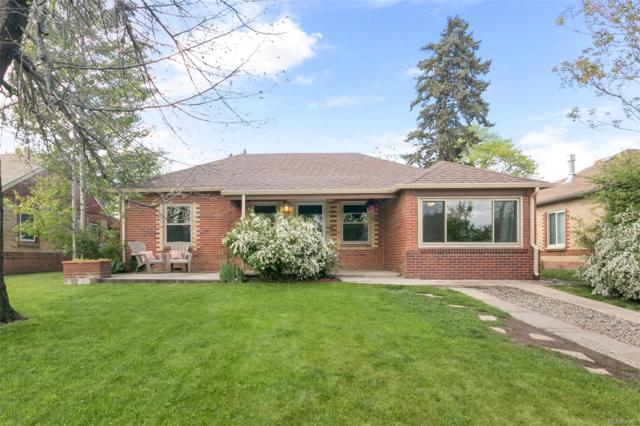 1351 Spruce Street, Denver, CO 80220 (#2190958) :: The Pete Cook Home Group