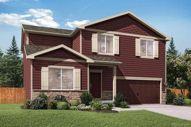 1092 Long Meadows Street, Severance, CO 80550 (MLS #2191277) :: 8z Real Estate