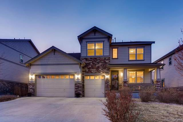 6583 S Little River Way, Aurora, CO 80016 (#2191360) :: The Brokerage Group