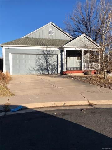 1086 S Lindsey Street, Castle Rock, CO 80104 (#2191368) :: Colorado Home Finder Realty
