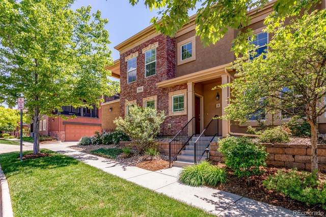 908 Rockhurst Drive A, Highlands Ranch, CO 80129 (#2191550) :: The DeGrood Team