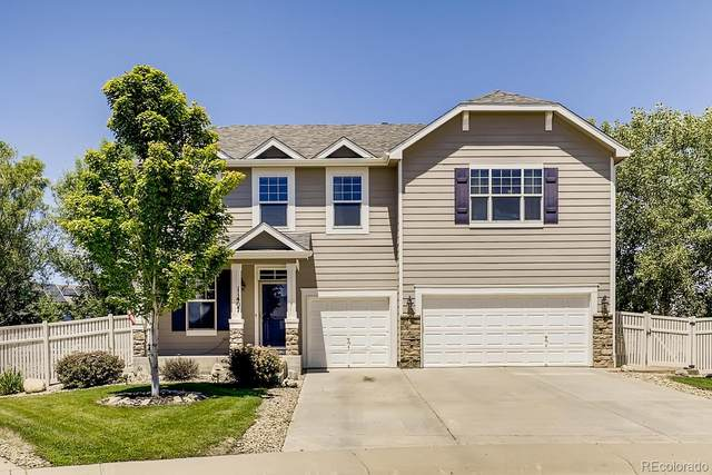 11407 Coal Mine Street, Firestone, CO 80504 (#2191734) :: The HomeSmiths Team - Keller Williams