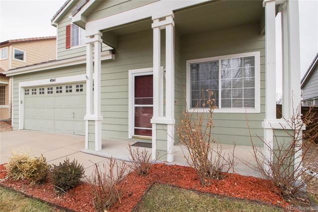 4841 Collingswood Drive, Highlands Ranch, CO 80130 (#2191951) :: The DeGrood Team