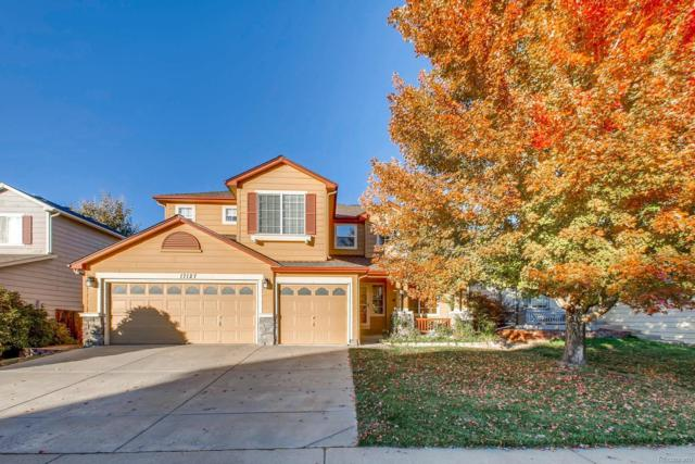 17127 Yellow Rose Way, Parker, CO 80134 (#2192240) :: Colorado Home Realty