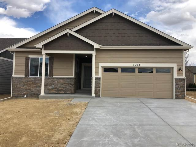 1204 103rd Court, Greeley, CO 80634 (MLS #2192285) :: 8z Real Estate