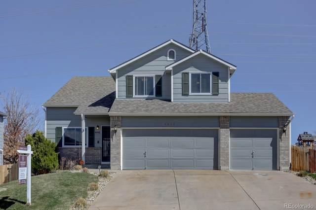 4440 S Halifax Street, Centennial, CO 80015 (MLS #2192623) :: 8z Real Estate