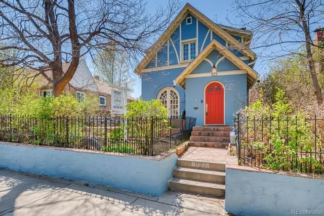823 Monroe Street, Denver, CO 80206 (#2192737) :: Wisdom Real Estate