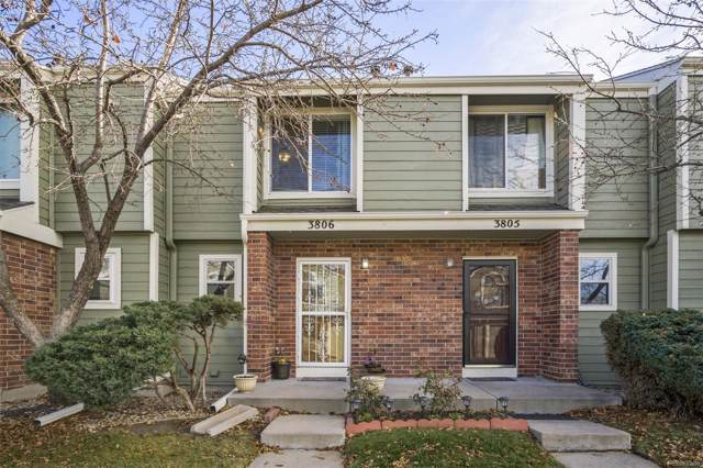 7476 E Arkansas Avenue #3806, Denver, CO 80231 (#2192843) :: Wisdom Real Estate