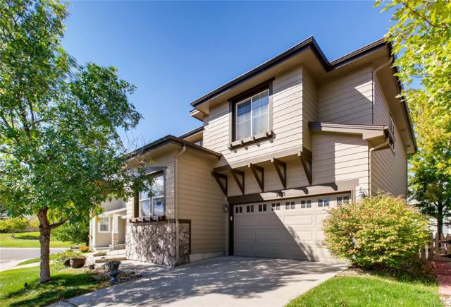 3135 Kedleston Avenue, Highlands Ranch, CO 80126 (#2193195) :: The Gilbert Group