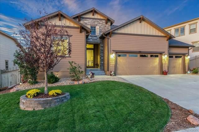 335 Portmeirion Lane, Castle Rock, CO 80104 (#2193196) :: Symbio Denver