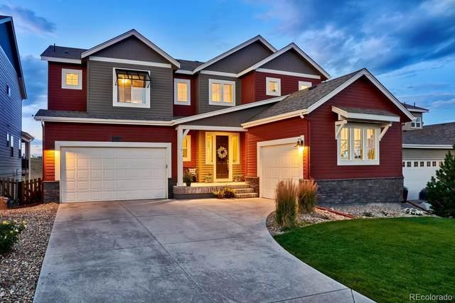 17597 W 87th Avenue, Arvada, CO 80007 (MLS #2193942) :: 8z Real Estate