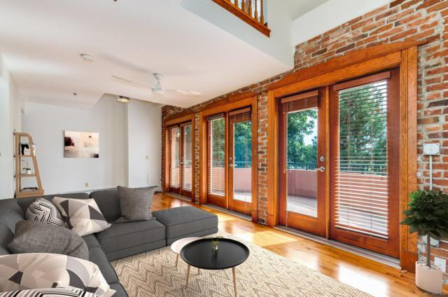 3249 W Fairview Place #206, Denver, CO 80211 (MLS #2193991) :: Kittle Real Estate