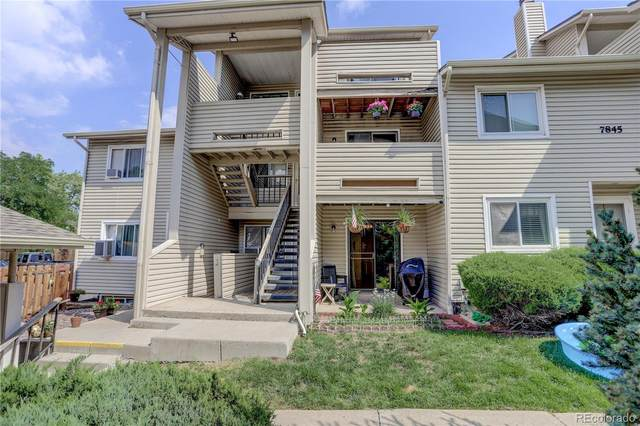 7845 Barbara Ann Drive G, Arvada, CO 80004 (#2194334) :: Chateaux Realty Group