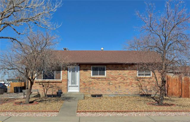105 Valle Drive, Fort Lupton, CO 80621 (#2194602) :: The Heyl Group at Keller Williams