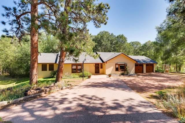 9860 Fountain Road, Cascade, CO 80809 (#2195117) :: The Galo Garrido Group
