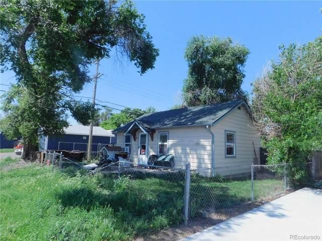 415 S Navajo Street, Denver, CO 80223 (#2195208) :: The HomeSmiths Team - Keller Williams