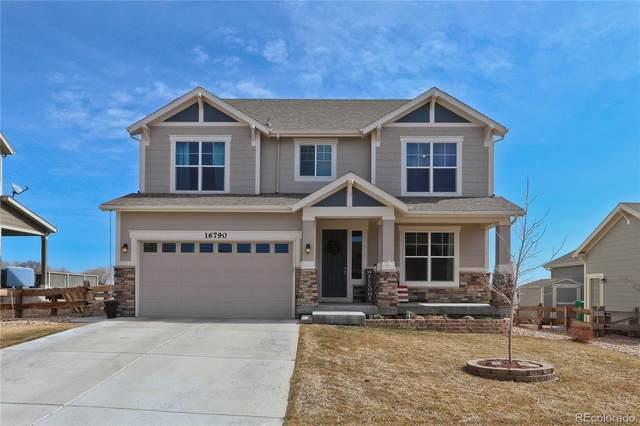 16790 Sanford Street, Mead, CO 80542 (MLS #2195729) :: 8z Real Estate