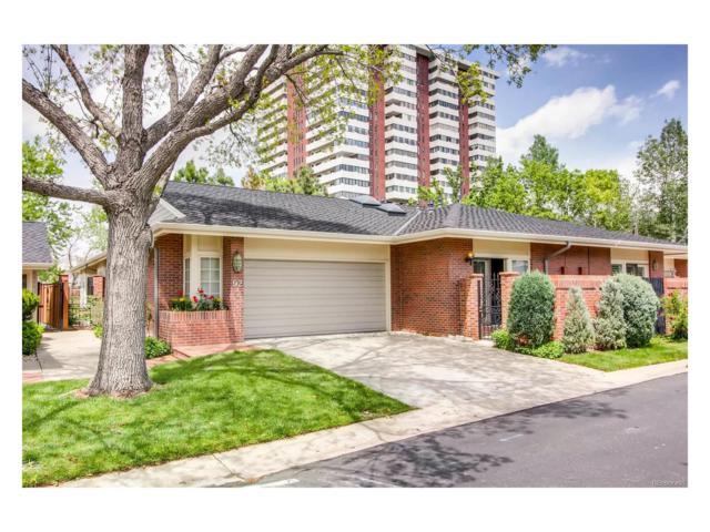 2552 E Alameda Avenue #92, Denver, CO 80209 (MLS #2195829) :: 8z Real Estate