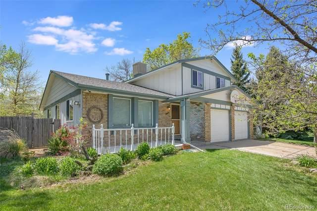 9386 W 74th Way, Arvada, CO 80005 (#2195880) :: Briggs American Properties