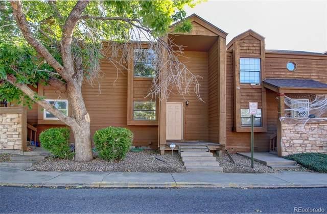 2529 Devonshire Court #65, Denver, CO 80229 (#2196233) :: The Griffith Home Team