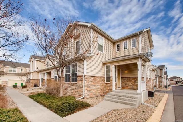 9758 Laredo Street 7D, Commerce City, CO 80022 (#2196579) :: The Peak Properties Group
