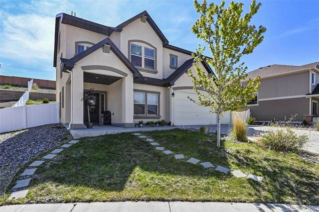 9515 Linkage Trail, Fountain, CO 80817 (#2196613) :: The DeGrood Team