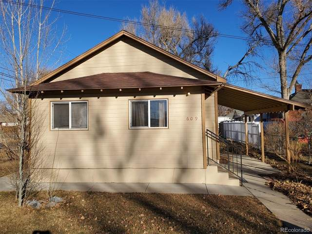 609 W Kiowa Avenue, Fort Morgan, CO 80701 (MLS #2196680) :: Wheelhouse Realty