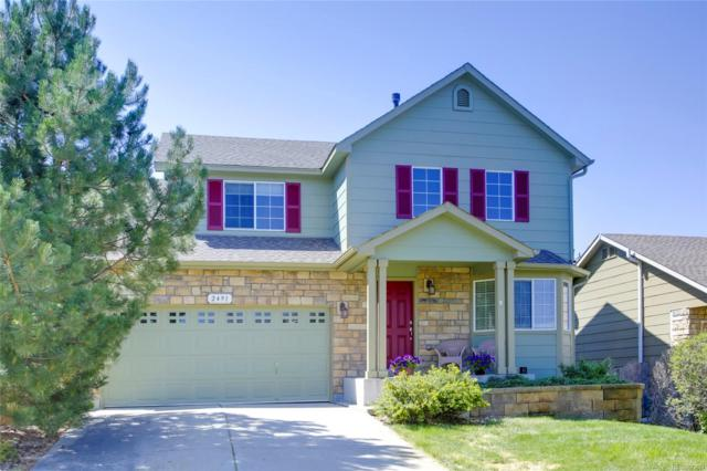 2491 Wisteria Drive, Erie, CO 80516 (#2196786) :: Colorado Home Finder Realty