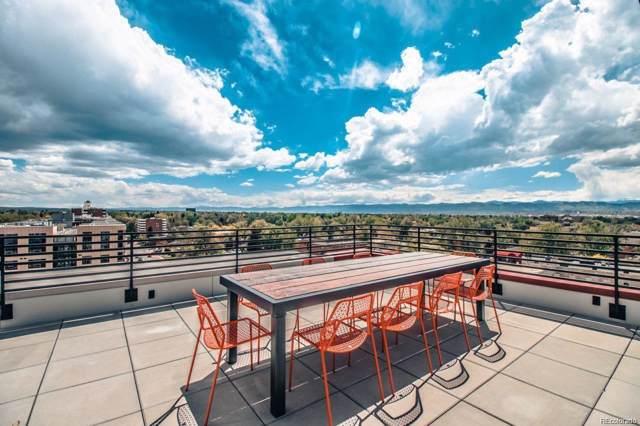 2374 S University Boulevard #203, Denver, CO 80210 (#2196884) :: HergGroup Denver
