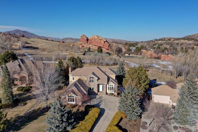 3 Black Bear Lane, Littleton, CO 80127 (#2196951) :: The DeGrood Team