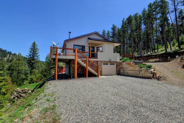 7525 Brook Forest Lane, Evergreen, CO 80439 (MLS #2197243) :: 8z Real Estate