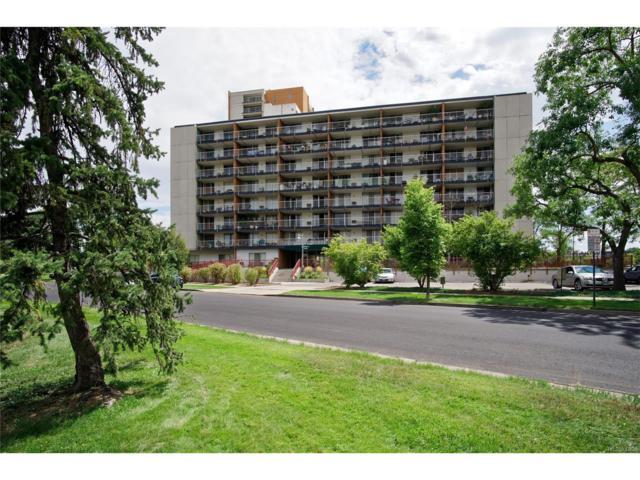 4800 Hale Parkway 810N, Denver, CO 80220 (#2197765) :: Wisdom Real Estate