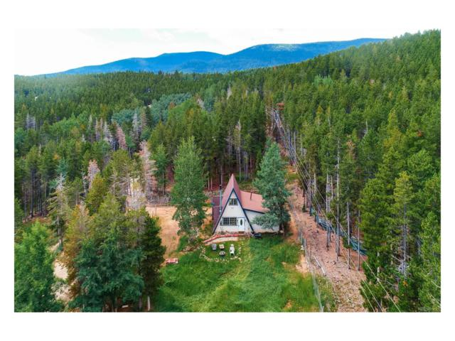 527 Apache Road, Evergreen, CO 80439 (MLS #2198478) :: 8z Real Estate