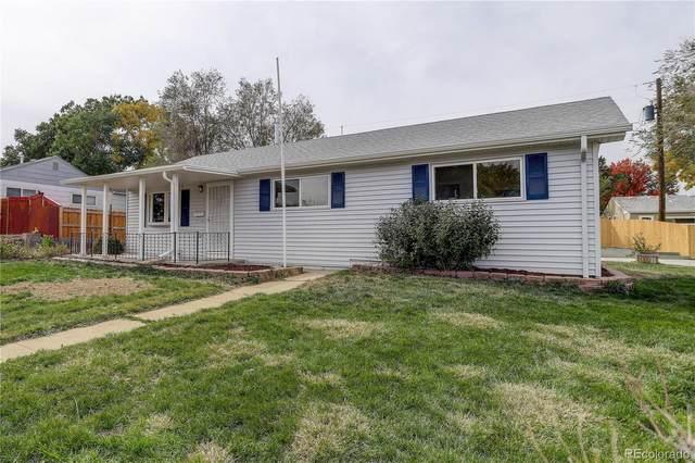 1555 S Shoshone Street, Denver, CO 80223 (#2198564) :: Portenga Properties