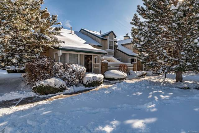 923 S Fairplay Street, Aurora, CO 80012 (#2198856) :: The Peak Properties Group