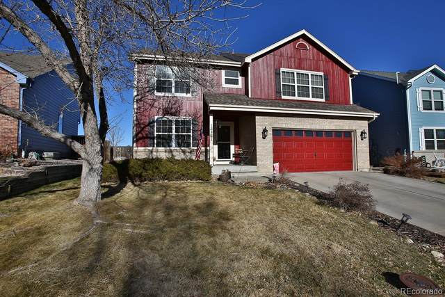 12787 W 85th Circle, Arvada, CO 80005 (MLS #2198909) :: 8z Real Estate