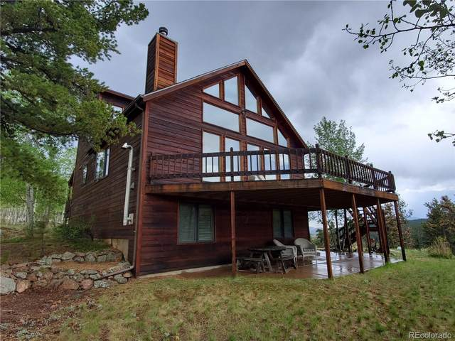 4346 County Road 43, Bailey, CO 80421 (MLS #2199792) :: 8z Real Estate