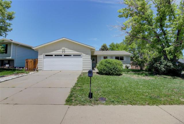 15397 E Gunnison Place, Aurora, CO 80017 (#2199853) :: James Crocker Team
