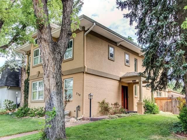 330 S Vine Street, Denver, CO 80209 (#2200292) :: Venterra Real Estate LLC