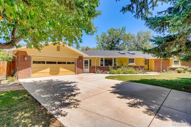3980 Garrison Street, Wheat Ridge, CO 80033 (#2200397) :: The Heyl Group at Keller Williams