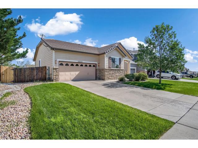 16623 E Prairie Goat Avenue, Parker, CO 80134 (MLS #2200795) :: 8z Real Estate