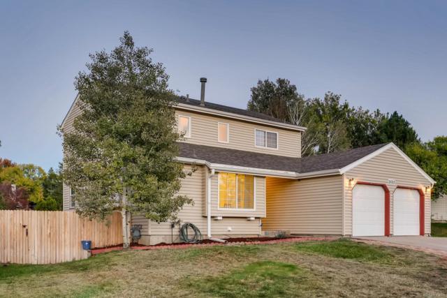 18313 E Crestline Circle, Centennial, CO 80015 (#2201001) :: Wisdom Real Estate
