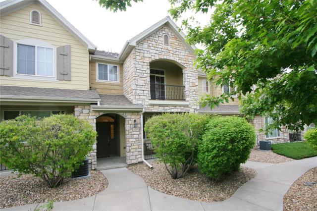 11251 Osage Circle C, Northglenn, CO 80234 (MLS #2201015) :: 8z Real Estate