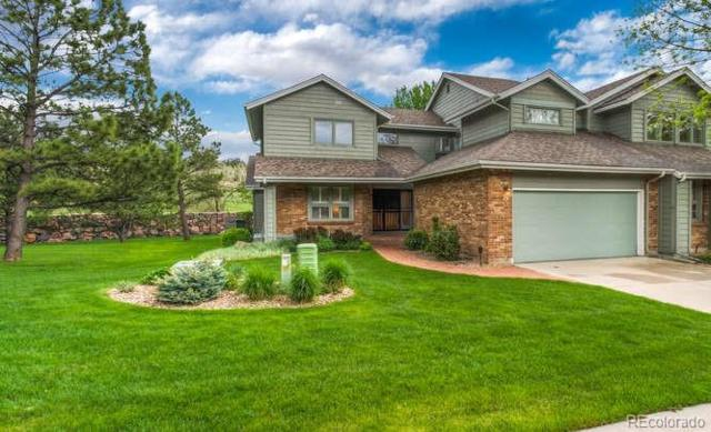 8 White Pine Drive, Littleton, CO 80127 (#2201350) :: Briggs American Properties