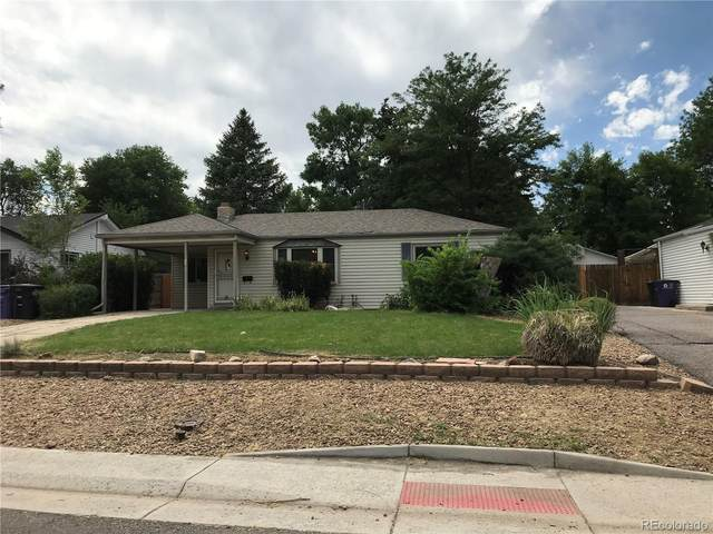 1345 S Holly Street, Denver, CO 80222 (#2201832) :: Relevate | Denver