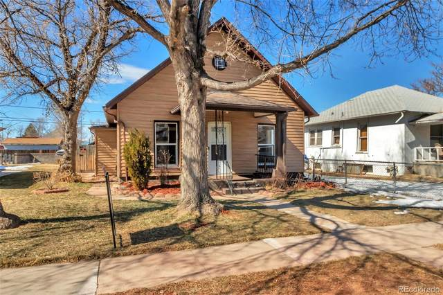 2809 S Lincoln Street, Englewood, CO 80113 (#2201948) :: Bring Home Denver with Keller Williams Downtown Realty LLC