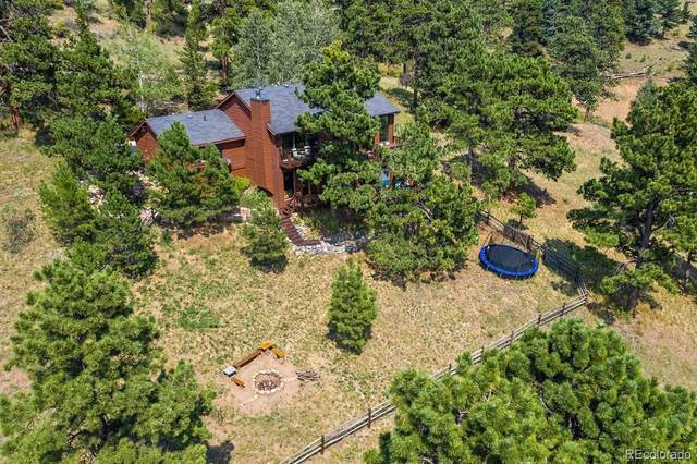 31754 Miwok Trail, Evergreen, CO 80439 (#2202003) :: The DeGrood Team