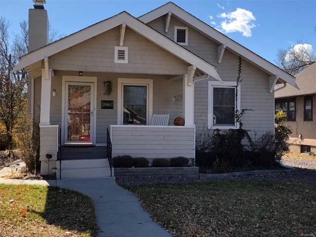 807 E Saint Vrain Street, Colorado Springs, CO 80903 (#2202681) :: Bring Home Denver with Keller Williams Downtown Realty LLC